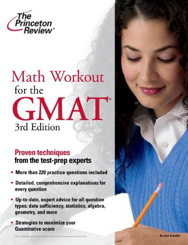 9780375429859: Math Workout for the GMAT, 3rd Edition
