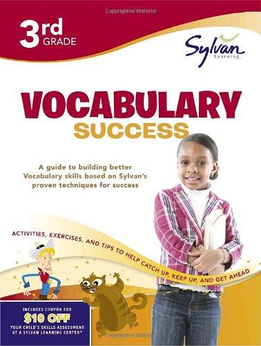 9780375430022: Third Grade Vocabulary Success (Sylvan Workbooks) (Sylvan Language Arts Workbooks)