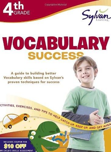 9780375430053: Fourth Grade Vocabulary Success (Sylvan Workbooks)