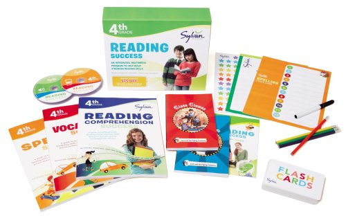 9780375430091: Fourth Grade Reading Success: Complete Learning Kit (Language Arts Kits)