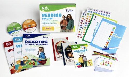 9780375430138: 5th Grade Reading Success: Complete Learning Kit (Sylvan Language Arts Kits)