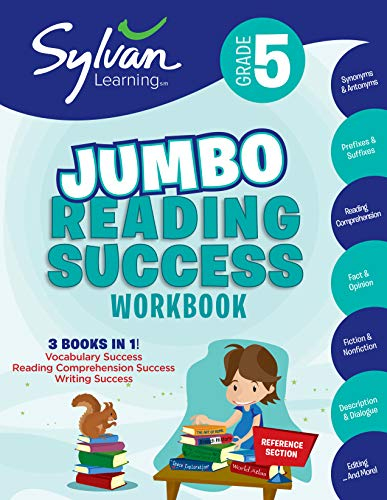 9780375430190: 5th Grade Super Reading Success: Activities, Exercises, and Tips to Help Catch Up, Keep Up, and Get Ahead (Sylvan Language Arts Super Workbooks)
