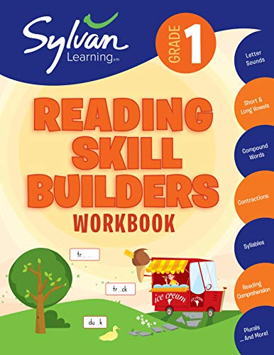 9780375430237: 1st Grade Reading Skill Builders: Activities, Exercises, and Tips to Help Catch Up, Keep Up, and Get Ahead (Sylvan Language Arts Workbooks)