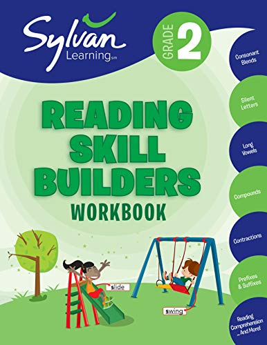 9780375430268: 2nd Grade Reading Skill Builders: Activities, Exercises, and Tips to Help You Catch Up, Keep Up, and Get Ahead (Sylvan Language Arts Workbooks)