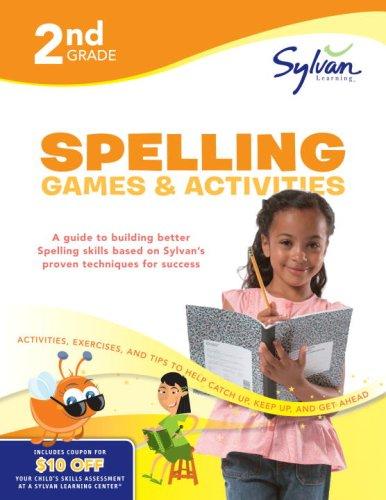 2nd Grade Spelling Games & Activities