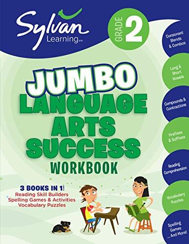 9780375430312: 2nd Grade Language Arts Success (Sylvan Super Workbooks)