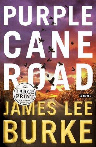 9780375430558: Purple Cane Road (Random House Large Print)
