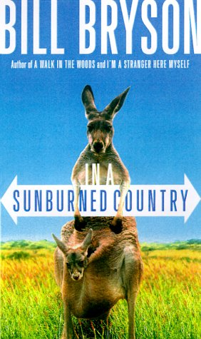 9780375430565: In A Sunburned Country (Random House Large Print)