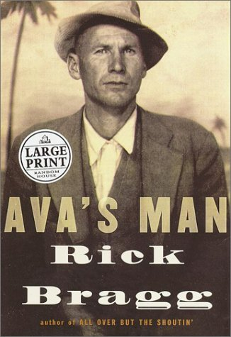 9780375431203: Ava's Man (Random House Large Print )