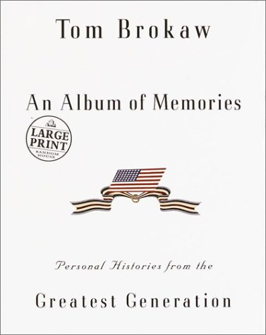 9780375431340: An Album of Memories (Random House Large Print)