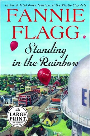 9780375431722: Large Print: Standing in the Rainb (Random House Large Print)