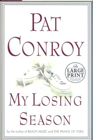 9780375431791: My Losing Season: The Point Guard's Way to Knowledge (Random House Large Print Biography)