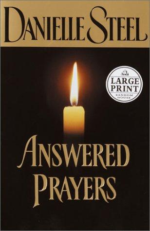 9780375431838: Answered Prayers (Random House Large Print)