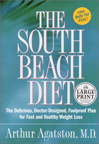 9780375431944: The South Beach Diet: The Delicious, Doctor-Designed, Foolproof Plan for Fast and Healthy Weight Loss