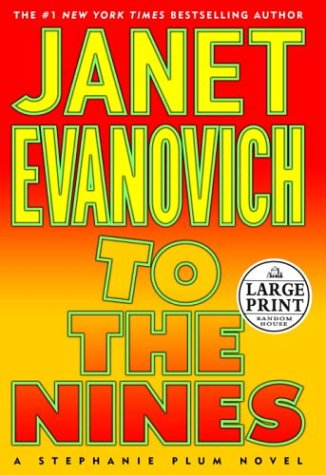 9780375432026: To the Nines (Evanovich, Janet (Large Print))