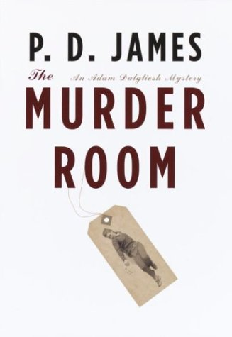 9780375432231: The Murder Room (James, Pd  (Large Print))