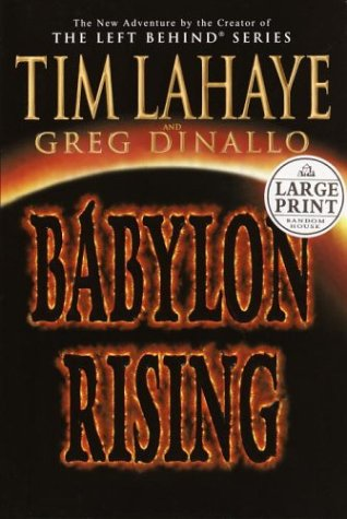 9780375432378: Babylon Rising (Random House Large Print)