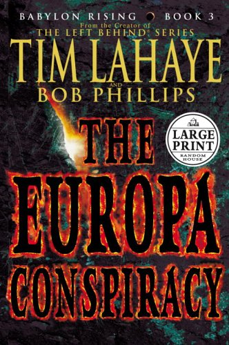9780375432422: Large Print: Europa Conspiracy, the (Babylon Rising (Hardcover))