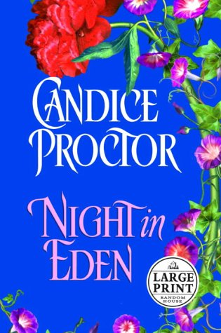 Night In Eden (Random House Large Print): Proctor, Candice