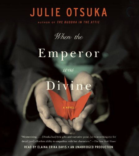 9780375432781: When the Emperor Was Divine (Random House Large Print)