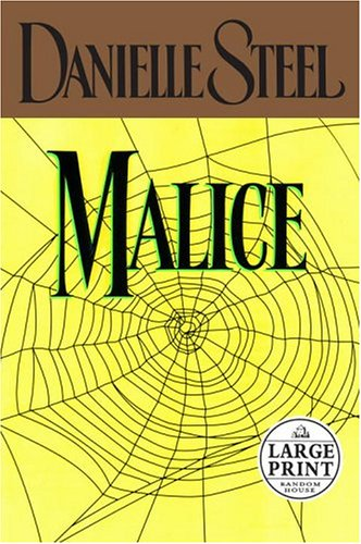 9780375433276: Malice (Random House Large Print)