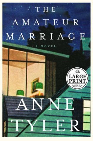 9780375433368: The Amateur Marriage (Tyler, Anne (Large Print))
