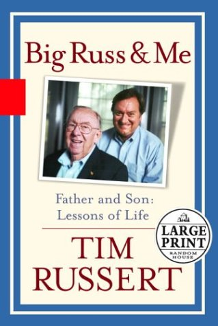9780375433573: Big Russ and Me (Random House Large Print)