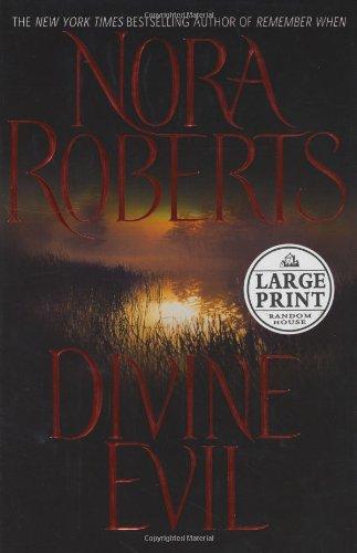 9780375433771: Divine Evil (Random House Large Print)
