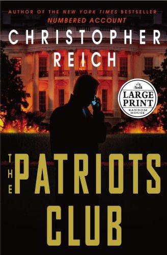 9780375433832: The Patriots Club (Random House Large Print)