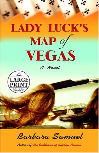 9780375434587: Lady Luck's Map Of Vegas