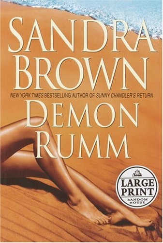 Demon Rumm (Random House Large Print): Brown, Sandra