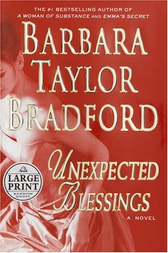 9780375434945: Unexpected Blessings (Random House Large Print)