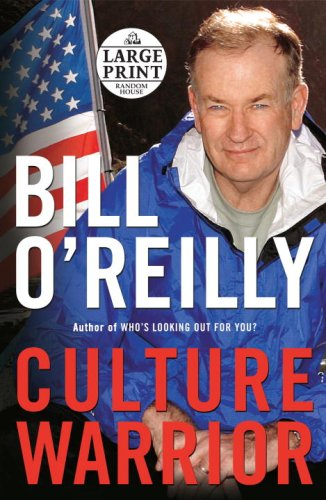 9780375435058: Culture Warrior (Random House Large Print)