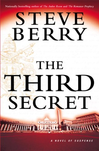 9780375435102: The Third Secret: A Novel of Suspense (Random House Large Print (Hardcover))