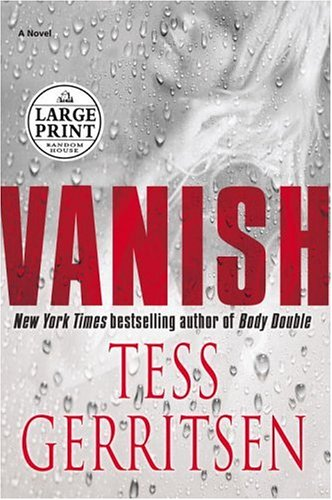 9780375435126: Vanish: A Novel (Random House Large Print)