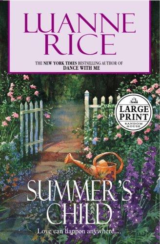 9780375435218: Summer's Child (Random House Large Print)