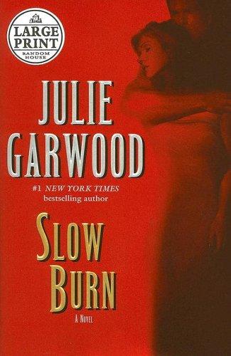 9780375435256: Slow Burn: A Novel (Random House Large Print)