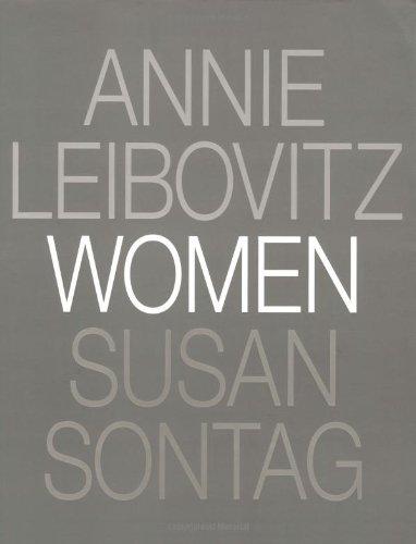 9780375500206: Annie Leibovitz & Susan Sontag. Women
