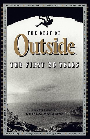 9780375500640: The Best of Outside: The First 20 Years