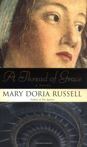 A THREAT OF GRACE (SIGNED): Russell, Mary Doria