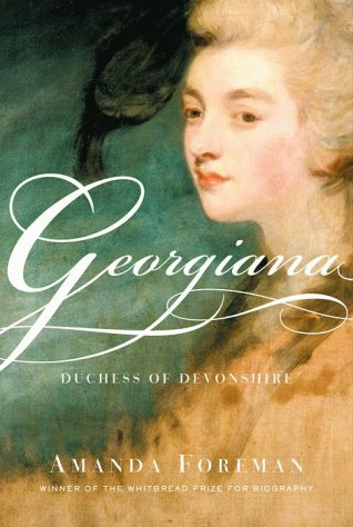 9780375502941: Georgiana: Duchess of Devonshire