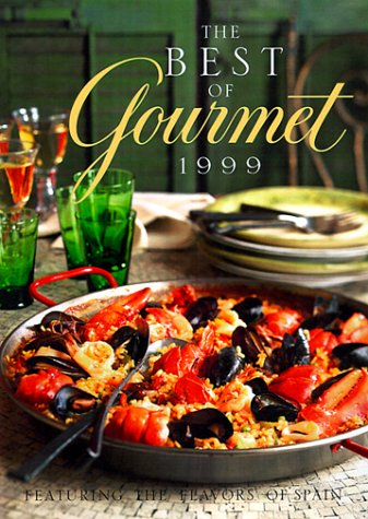 9780375502965: The Best of Gourmet 1999: Featuring the Flavors of Spain