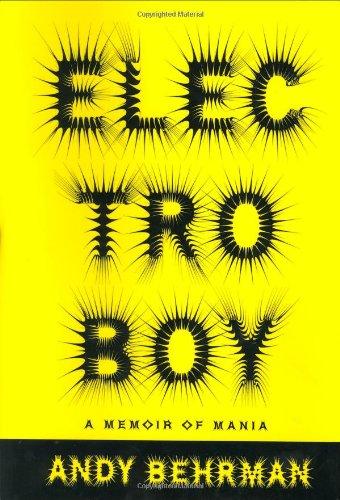9780375503580: Electroboy: A Memoir of Mania