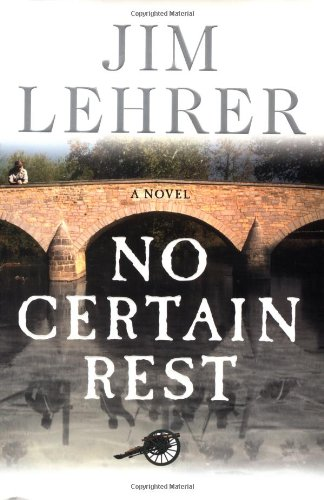 No Certain Rest: SIGNED