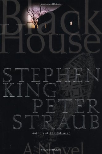 Black House ( SIGNED )