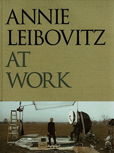 Annie Leibovitz at Work (SIGNED)