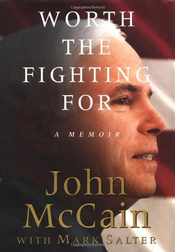 [signed] Worth the Fighting for a Memoir