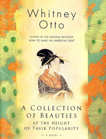 9780375505454: A Collection of Beauties at the Height of Their Popularity: A Novel