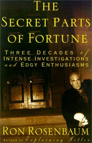 9780375505928: Secret Parts of Fortune