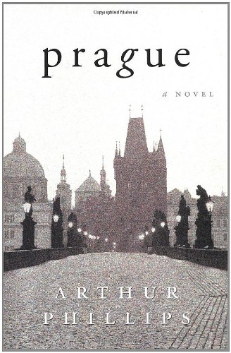 [signed] Prague: A Novel